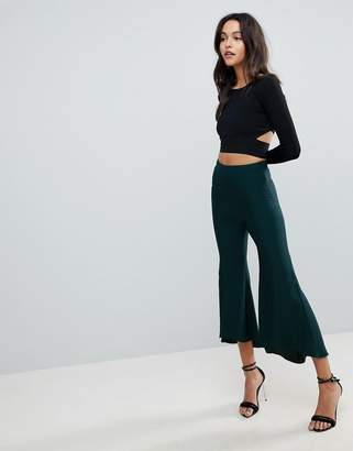 Asos Tailored Soft Fluted Pant
