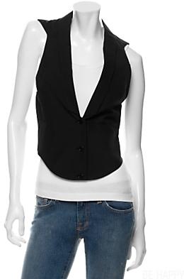 Helmut Lang Cotton Menswear Vest
