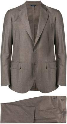 Tombolini woven formal suit
