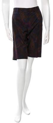 Marc Jacobs Printed Knee-Length Shorts