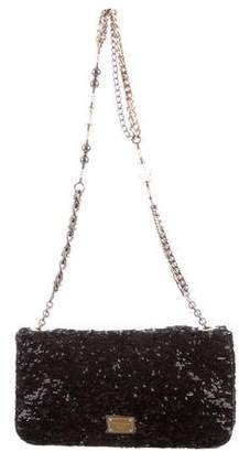 Dolce & Gabbana Miss Charles Flap Bag