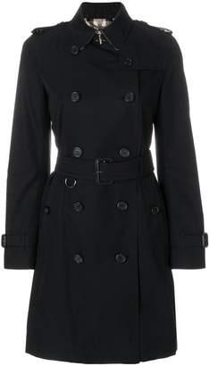 Burberry The Kensington – Long Trench Coat