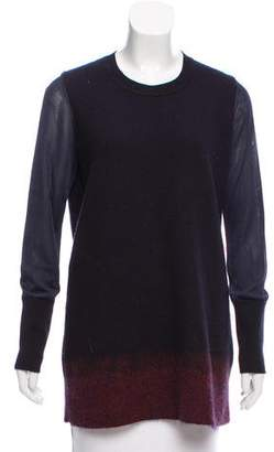 Vince Crew Neck Knit Tunic