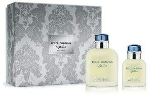 Dolce & Gabbana Light Blue Pour Homme Two-Piece Eau de Toilette Gift Set