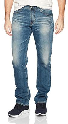 AG Adriano Goldschmied Men's Graduate Tailored Leg LED Denim