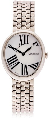 Mother of Pearl Eberhard & Co. Gilda Watch W Dial