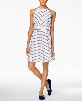 Maison Jules Kimberly Striped Dress, Only at Macy's $69.50 thestylecure.com
