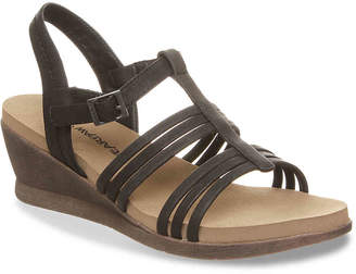 BearPaw Viola Wedge Sandal - Women's