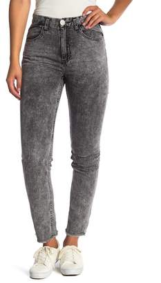 Grey Distressed Jeans Women Shopstyle