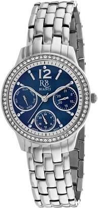 Roberto Bianci Women's Valentini 34mm Steel Bracelet Quartz Watch RB0841