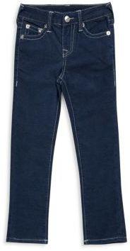 Little Boy's Cotton-Blend Solid Jeans $79 thestylecure.com