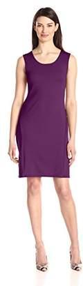 Star Vixen Women's Classic Sleeveless Sheath Dress