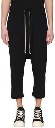 Drkshdw Cropped Cotton Pants