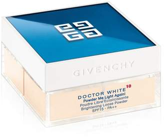 Givenchy Doctor White 10 Powder Me Light Again Brightening Loose Powder SPF15 PA++