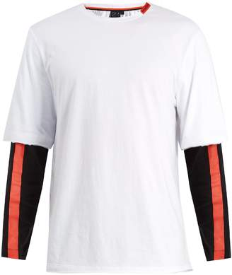 P.E Nation Target Point long-sleeved T-shirt