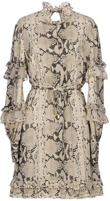 Roberto Cavalli Short dresses - Item 34833413BO