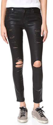 7 For All Mankind The Ankle Skinny Jeans $229 thestylecure.com