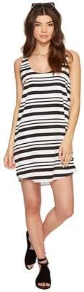 BB Dakota Rowland Striped Shift Dress Women's Dress