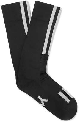 Y-3 Stretch-Tech Knit Socks