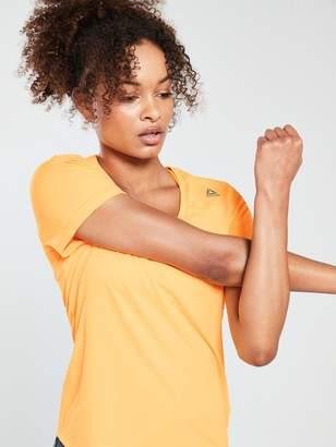 Reebok Workout Tee - Orange