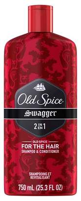 Old Spice Swagger 2-in-1 Shampoo and Conditioner - 25.3 fl oz
