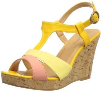 Ilse Jacobsen Women's Urban 06 Wedge Sandal