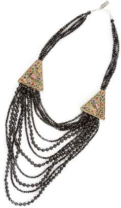 Night Market Long Tribal Necklace