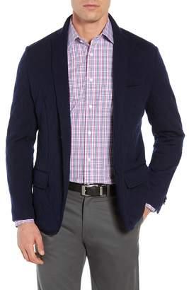 Peter Millar COLLECTION Nordic Knit Regular Fit Blazer