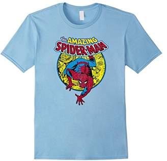 Marvel Amazing Spider-Man Vintage Comic Graphic T-Shirt