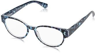 A. J. Morgan A.J. Morgan Women's Popular - Power 1.00 54255 Cateye Reading Glasses