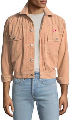 HUMAN MADE Men's Corduroy Work Jacket