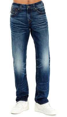 True Religion (トゥルー レリジョン) - True Religion Brand Jeans GENO ウォッシュ スリムフィット デニム ダークアフターアワーズ 31