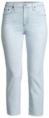 AG Jeans Isabelle Cropped Skinny Jeans