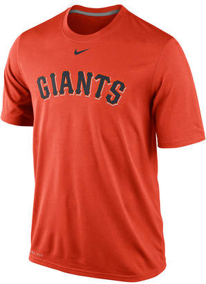 Nike Men's San Francisco Giants Legend Wordmark T-Shirt