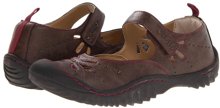 J-41 Lyon (Charcoal) - Footwear