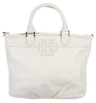 Tory Burch Leather Satchel