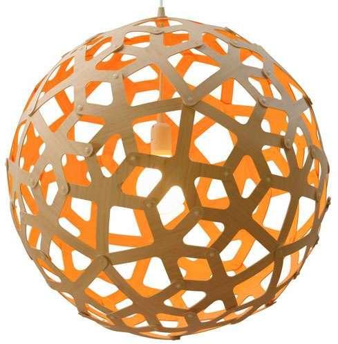 David Trubridge Coral Pendant - Paint
