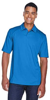 Ash City - North End Sport Red Men's Recycled Polyester Performance Pique Polo - LT NAUT BLU 417 - XL 88632