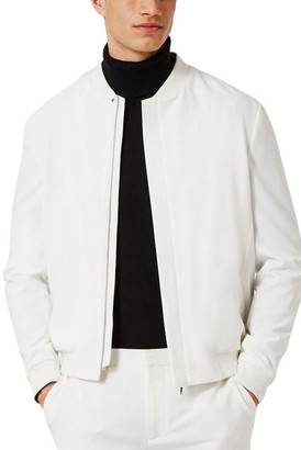 TOPMAN Bomber Jacket $220 thestylecure.com