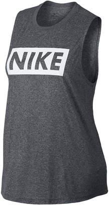 Nike Plus Size Dry Training Tank Top