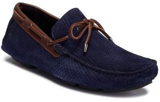 Bugatchi Lucca Suede Moccasin