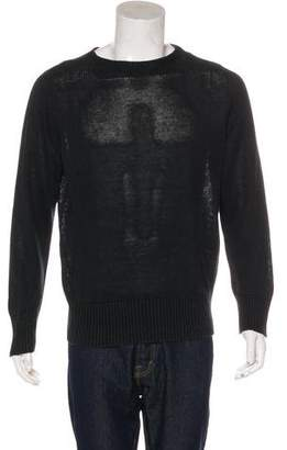 Louis Vuitton Linen Crew Neck Sweater