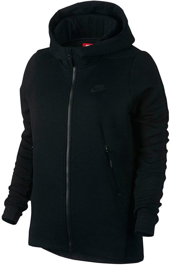 Nike Plus Size Sportswear Tech Fleece Hoodie