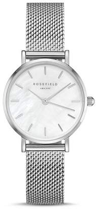Reiss Rosefield The Small Edit Stainless Steel Watch, 26mm
