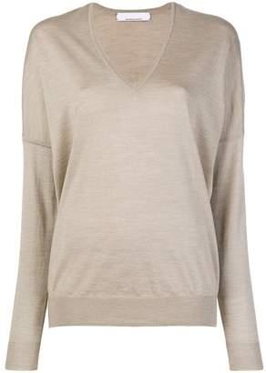 Jean Paul Gaultier Knott V-neck sweater