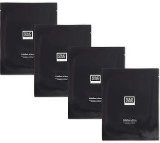 Erno Laszlo Detoxifying Hydrogel Masks, 4 x 25g - Men - Colorless