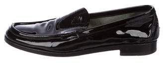Pierre Hardy Patent Leather Loafers