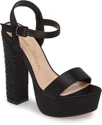 Ralph Lauren Lorraine Carly Platform Sandal
