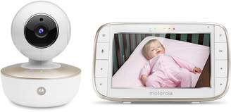 """Motorola MBP855CONNECT Portable Screen Video Baby Monitor with Wi-Fi and Free Star Grip Support, 5"""""""