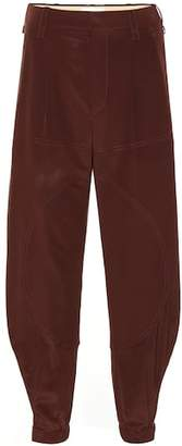 Chloé Silk pants